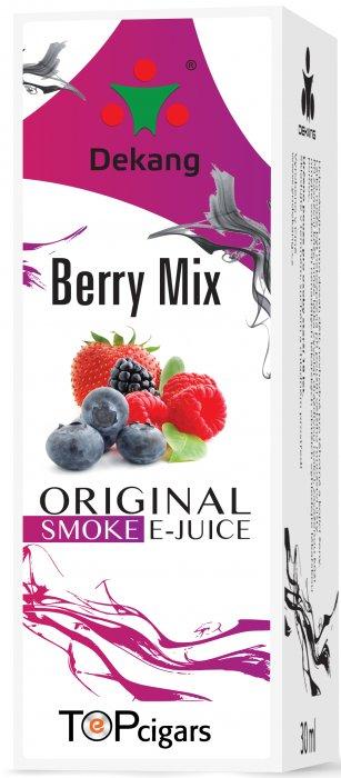 Liquid Dekang Berry Mix 10ml - 24mg (Lesní Plody)