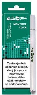 Nick One Slim elektronická cigareta Menthol Click 16mg