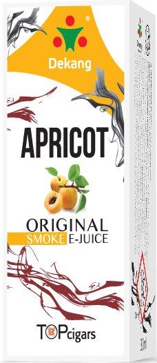 Liquid Dekang Apricot 10ml - 24mg (Meruňka)