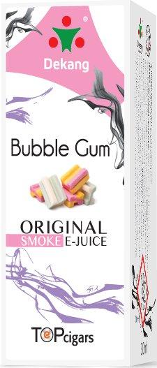 Liquid Dekang Menthol Bubble Gum 10ml - 24mg (Mentolová žvýkačka)