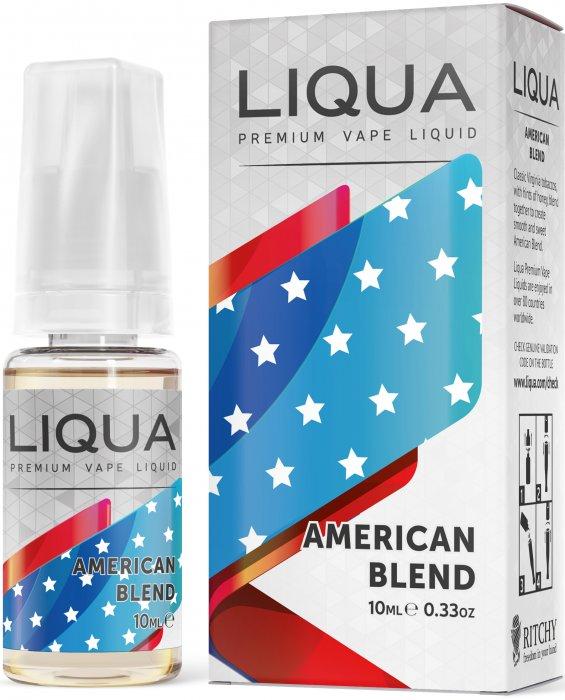 Liquid LIQUA SK Elements American Blend 10ml-0mg (Americký míchaný tabák)