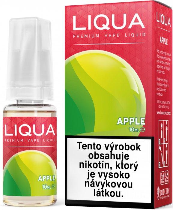 Liquid LIQUA SK Elements Apple 10ml-12mg (jablko)