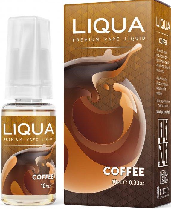 Liquid LIQUA SK Elements Coffee 10ml-0mg (Káva)