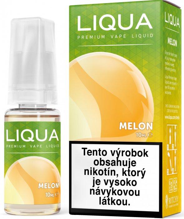 Liquid LIQUA SK Elements Melon 10ml-12mg (Žlutý meloun)