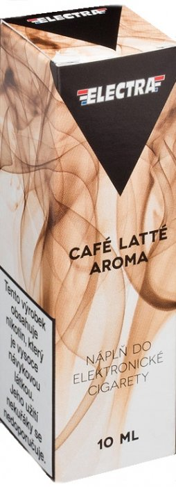 Liquid ELECTRA Caffe Latte 10ml - 0mg