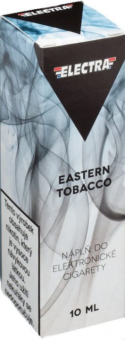 Liquid ELECTRA Eastern Tobacco 10ml - 6mg