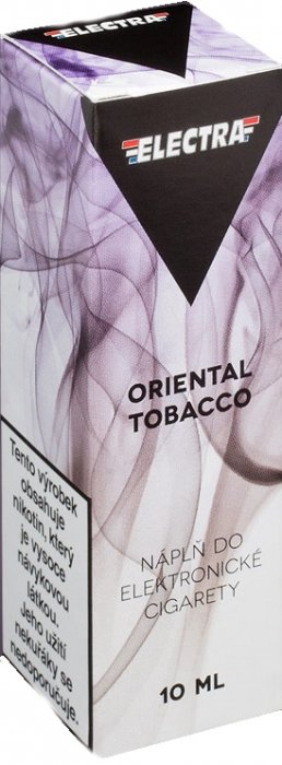 Liquid ELECTRA Oriental Tobacco 10ml - 12mg