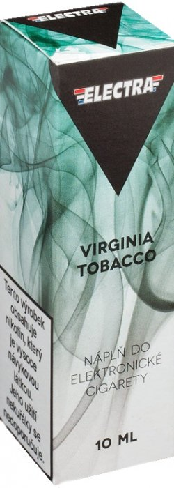 Liquid ELECTRA Virginia Tobacco 10ml - 18mg