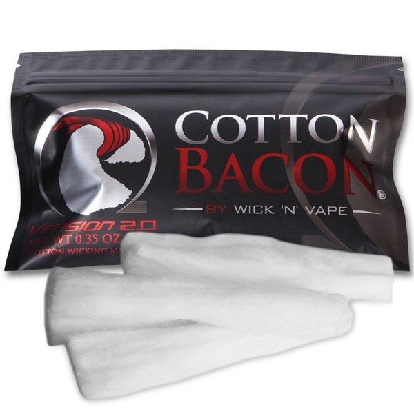 Wick n Vape Cotton Bacon V2 (organická bavlna, 10ks)