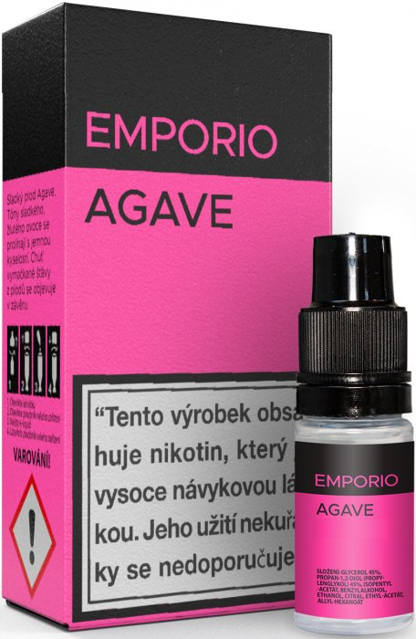 Liquid EMPORIO Agave 10ml - 1,5mg