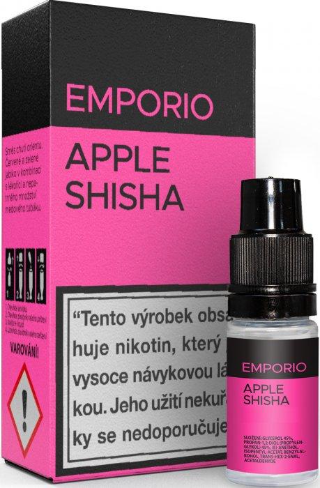 Liquid EMPORIO Apple Shisha 10ml - 1,5mg