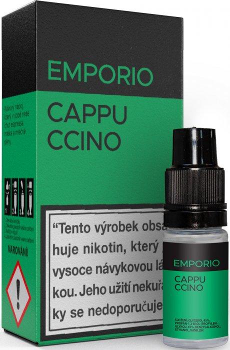Liquid EMPORIO Cappuccino 10ml - 6mg