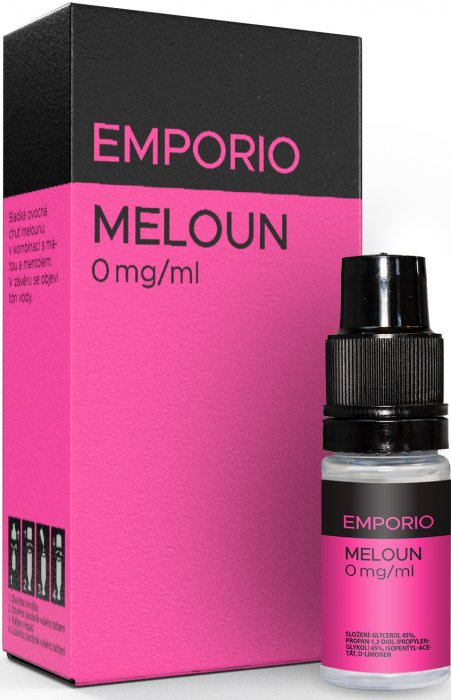 Liquid EMPORIO Melon 10ml - 0mg