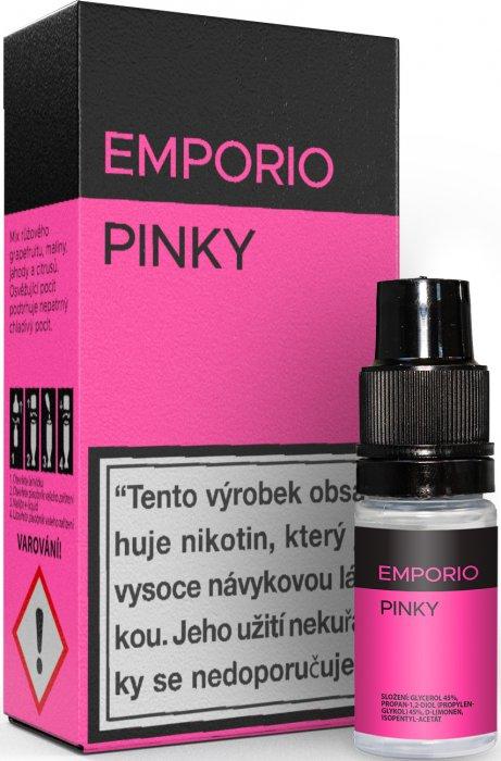 Liquid EMPORIO Pinky 10ml - 18mg