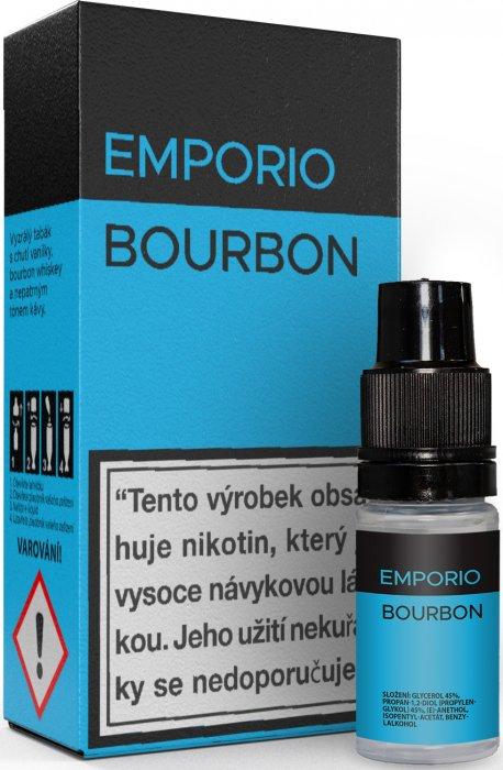 Liquid EMPORIO Bourbon 10ml - 12mg