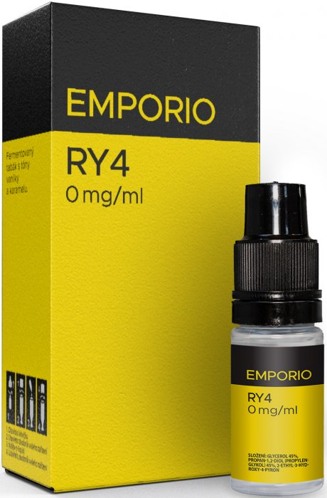 Liquid EMPORIO RY4 10ml - 0mg