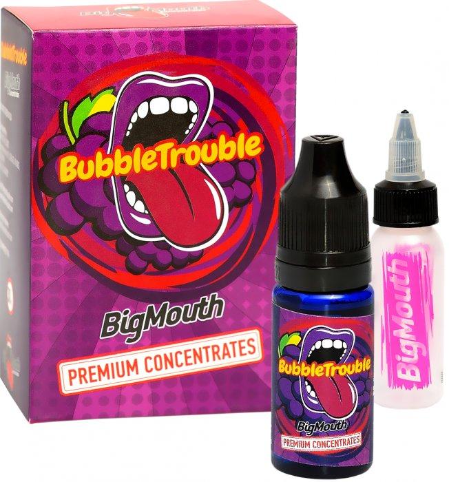 Příchuť Big Mouth Classical - Bubble Trouble (Trouble Grape)