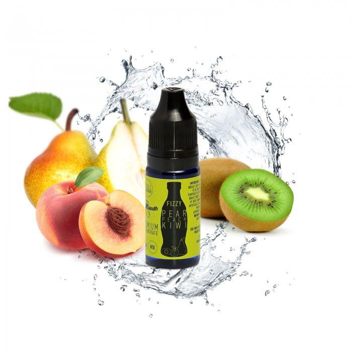 Příchuť Big Mouth FIZZY - Pear, Peach, Kiwi