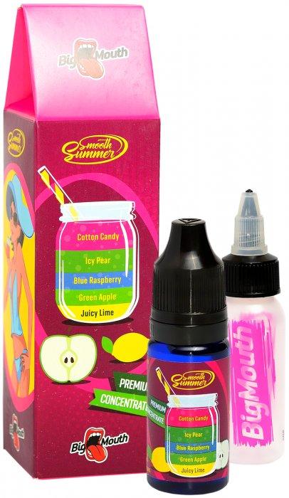 Příchuť Big Mouth Smooth Summer - Mix Fruit 4