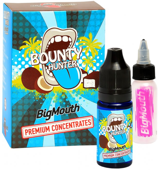 Příchuť Big Mouth Classical - Choco Coco Magic (Bounty Hunter)