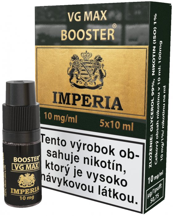 VG Max Booster SK IMPERIA 5x10ml VG100 10mg