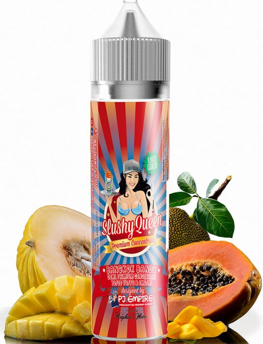 Příchuť PJ Empire 12ml Slushy Queen Bangkok Bandit
