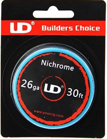 UD Ni80 odporový drát 26GA 0,4mm 10m