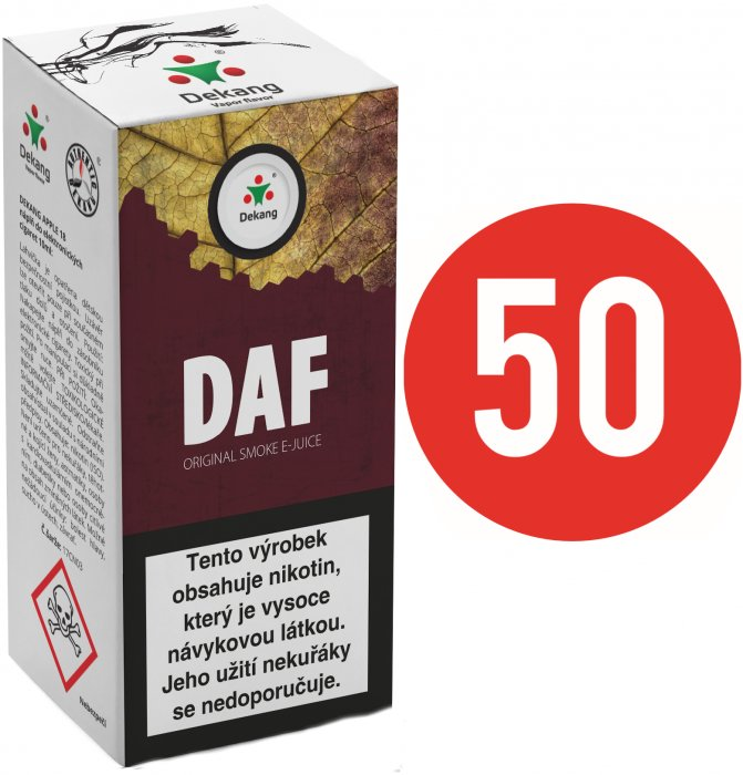 Liquid Dekang Fifty Daf 10ml - 16mg