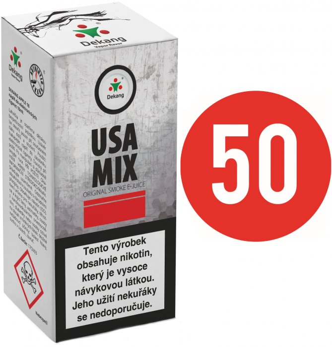 Liquid Dekang Fifty USA Mix 10ml - 18mg