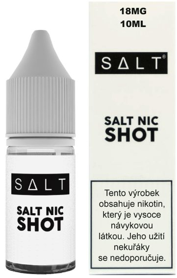 Booster Juice Sauz SALT CZ Nic Shots 10ml - 18mg