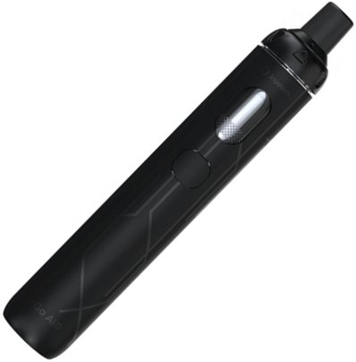 Joyetech eGo AIO 10th Anniversary Edition elektronická cigareta 1500mAh Black