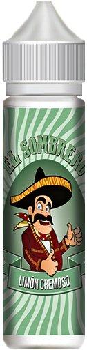Příchuť KTS El Sombrero Shake and Vape 10ml Limón Cremoso