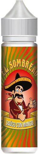 Příchuť KTS El Sombrero Shake and Vape 10ml Saúco Con Mango