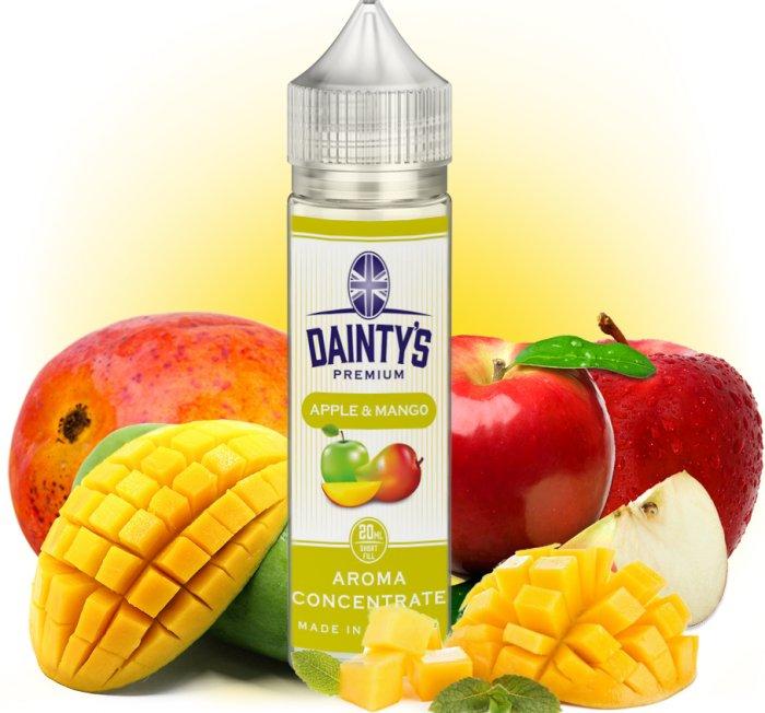 Příchuť Dainty´s Premium Apple & Mango 20ml