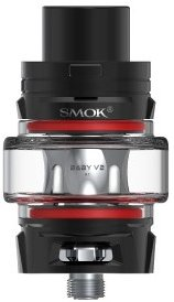 Smoktech TFV8 Baby V2 clearomizer Black