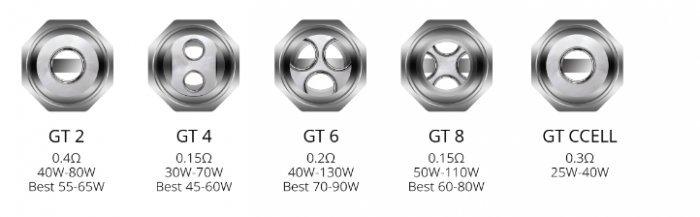 Vaporesso GT6 žhavicí hlava 0,2ohm