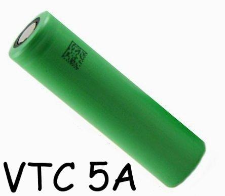 Sony VTC5A baterie typ 18650 2600mAh 35A