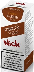 Liquid Nick Tobacco Low 10ml-6mg (Tabák)