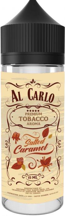 Příchuť Al Carlo Shake and Vape 15ml Salted Caramel