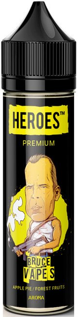 Příchuť ProVape Heroes Shake and Vape Bruce Vapes 20ml