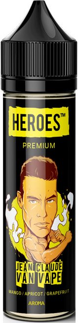 Příchuť ProVape Heroes Shake and Vape Jean Claude Van Vape 20ml