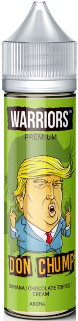 Příchuť ProVape Warriors Shake and Vape Don Chump 20ml