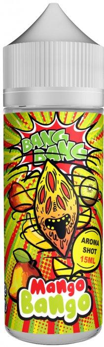 Příchuť BANG BANG Shake and Vape 15ml Mango Bango