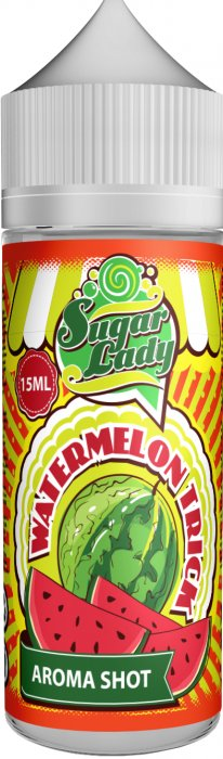 Příchuť SUGAR LADY Shake and Vape 15ml Watermelon Trick