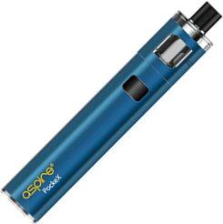 aSpire PockeX AIO elektronická cigareta 1500mAh Blue