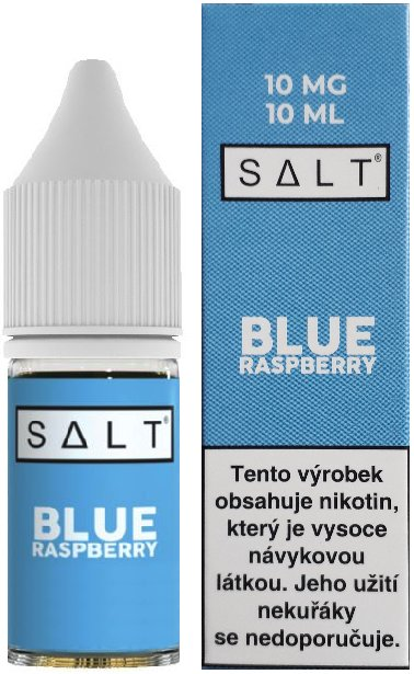 Liquid Juice Sauz SALT CZ Blue Raspberry 10ml - 10mg