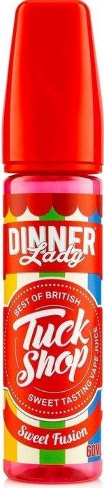 Příchuť Dinner Lady Tuck Shop Shake and Vape 20ml Sweet Fusion