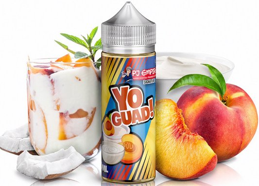Příchuť PJ Empire Shake and Vape Signature Line 30ml Yo! Guard