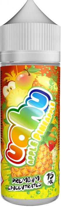 Příchuť UAHU Shake and Vape 15ml Apple Pineapple