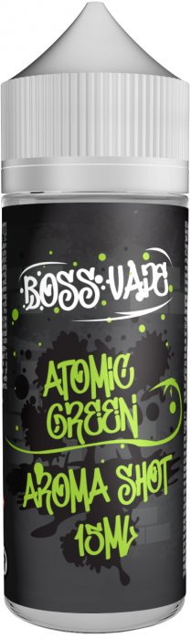 Příchuť Boss Vape Shake and Vape 15ml Atomic Green